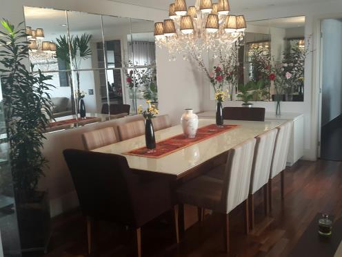 Apartamento venda Vila Gumercindo  - Referência 1382