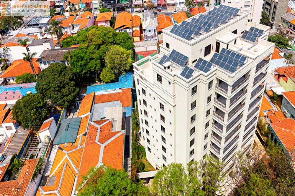 Cobertura Duplex venda Vila Mariana - Referência 1406