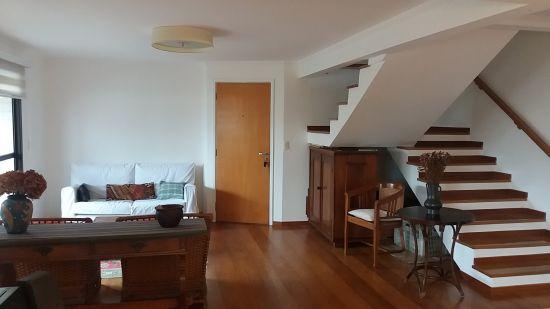 Cobertura VILA MARIANA  4 dormitorios 4 banheiros 3 vagas na garagem