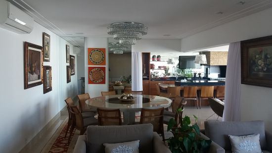 Apartamento Chacara Klabin 3 dormitorios 5 banheiros 4 vagas na garagem