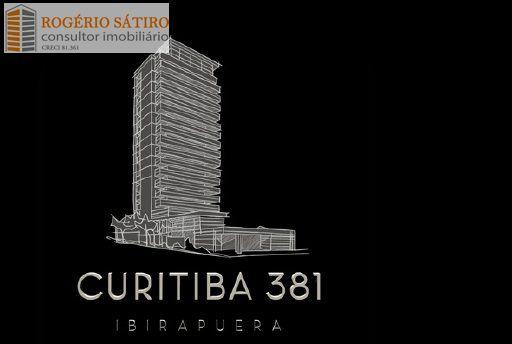 Apartamento venda Ibirapuera - Referência 1628