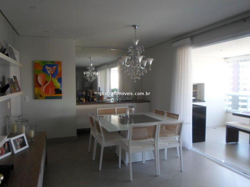 Apartamento Chácara Klabin 3 dormitorios 5 banheiros 0 vagas na garagem