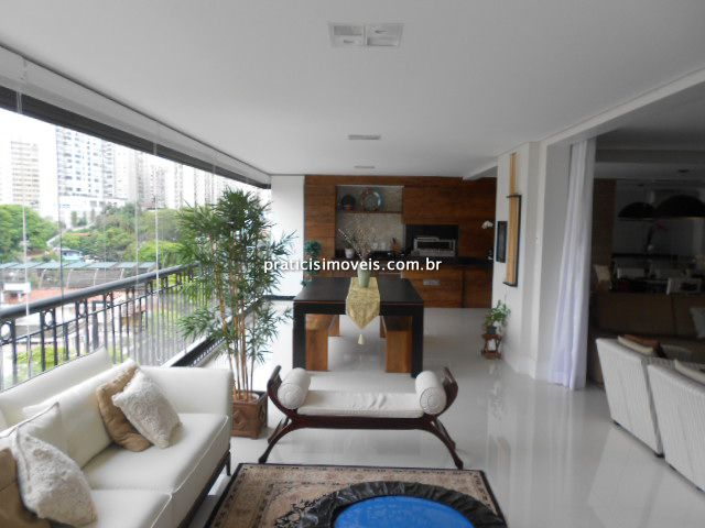 Apartamento venda Chácara Klabin São Paulo - Referência PR-1709
