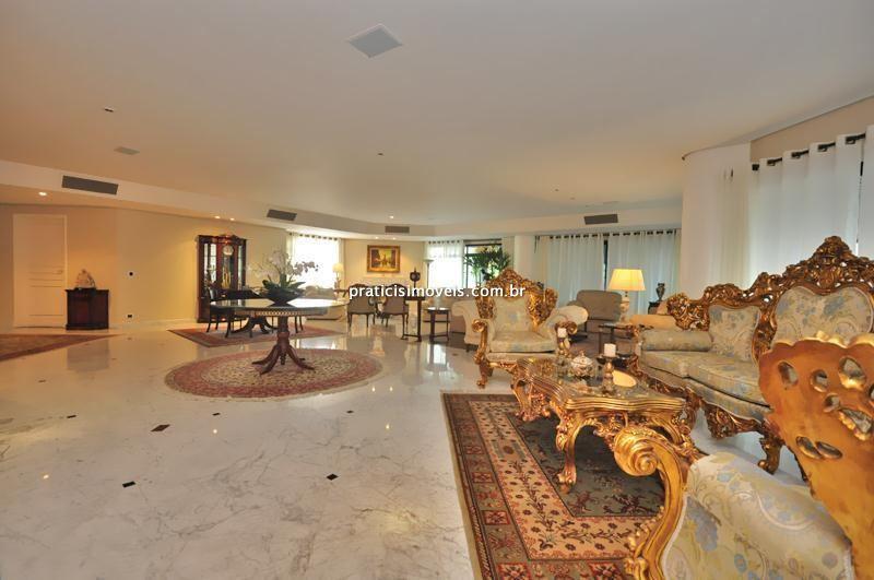 Apartamento venda Panamby - Referência PR-1736