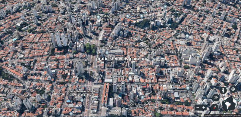 Terreno venda Vila Mariana - Referência PR-1931