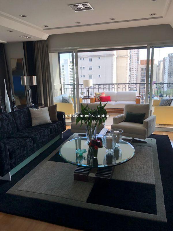 Apartamento Moema 5 dormitorios 7 banheiros 5 vagas na garagem