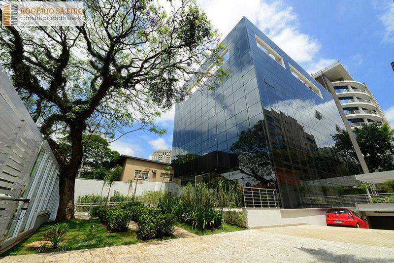 Prédio Inteiro aluguel Jardim Paulista - Referência PR-2055