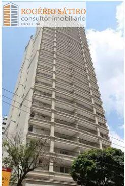 Apartamento aluguel Vila Clementino - Referência PR-2065