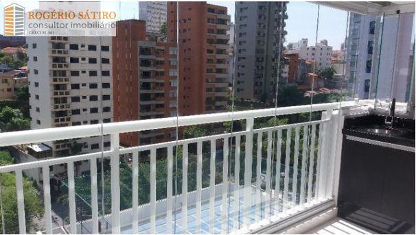 Apartamento venda Vila Mariana - Referência PR-2098
