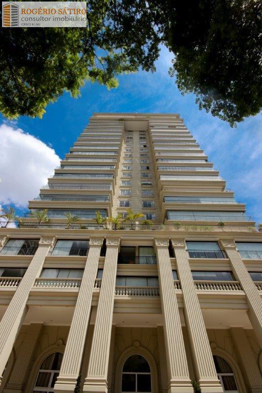Apartamento aluguel Vila Nova Conceição - Referência PR-2141