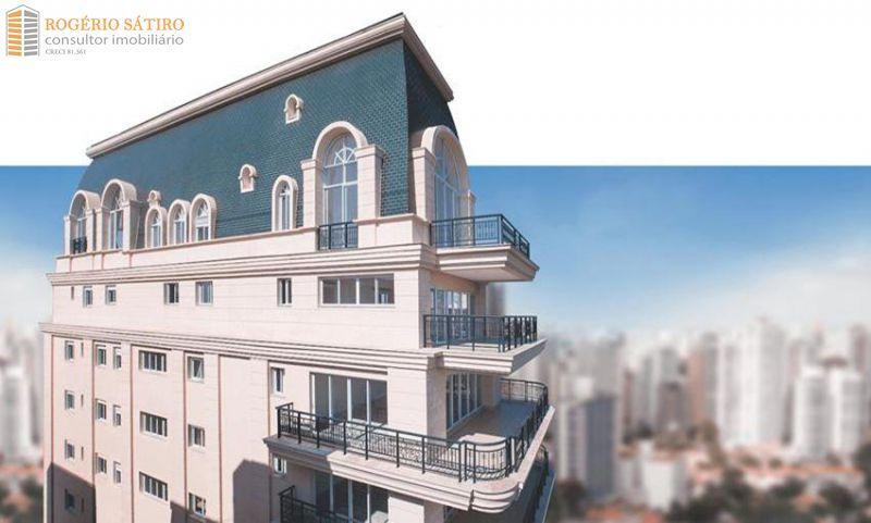 Cobertura Duplex venda Vila Olímpia - Referência PR-2165