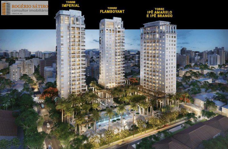 Apartamento venda Vila Olímpia - Referência PR-2166