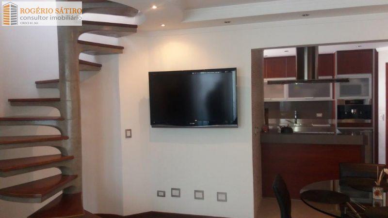 Cobertura venda Jardim Vila Mariana - Referência PR-2182
