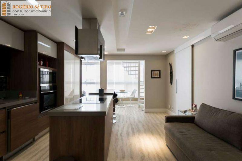 Cobertura Duplex venda Aclimação - Referência PR-2196
