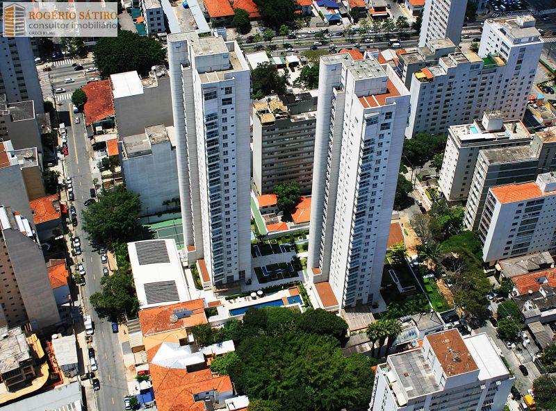 Cobertura aluguel Jardim América - Referência pr-2229