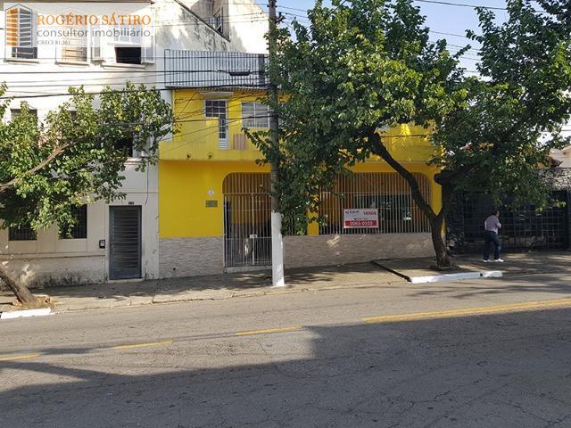 Casa Comercial venda Vila Mariana - Referência PR-2233