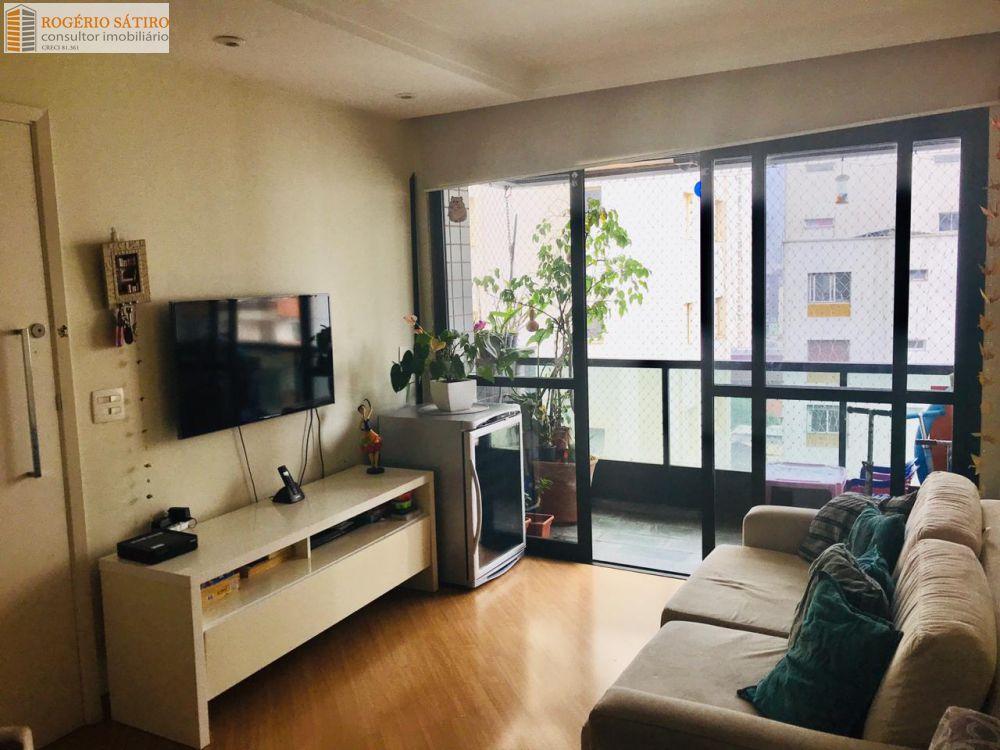 Apartamento venda Vila Mariana - Referência PR-2236