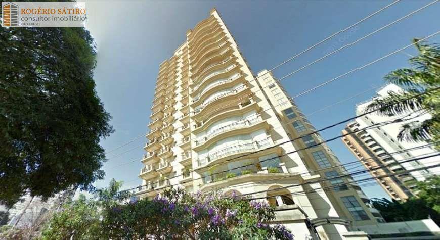 Apartamento venda Ibirapuera - Referência pr-2246