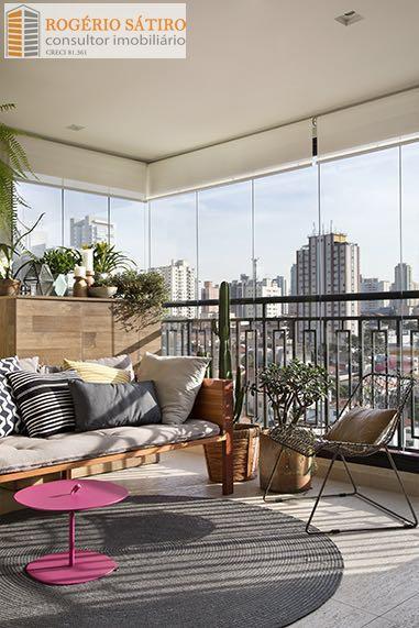Apartamento venda Chácara Inglesa - Referência PR-2324