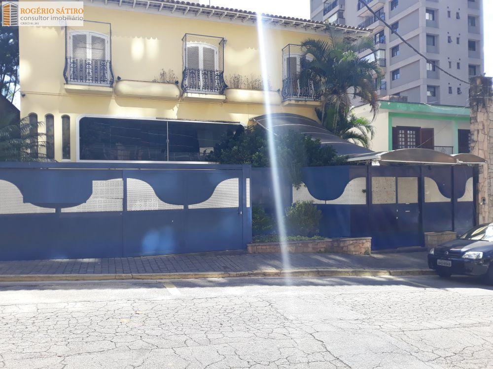 Casa Comercial venda chacara Klabin - Referência PR-2335