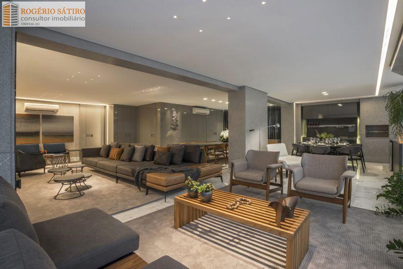 Apartamento venda Vila Mariana - Referência PR-2337