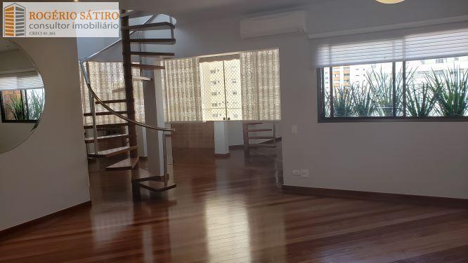 Cobertura Duplex aluguel Vila Clementino - Referência PR-2347