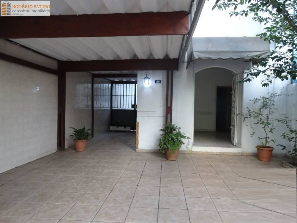 Sobrado venda Vila Mariana - Referência PR-2361