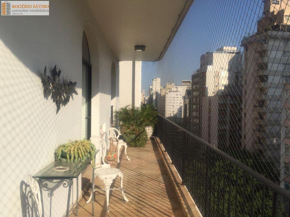Apartamento venda Jardim Paulista - Referência PR-2395