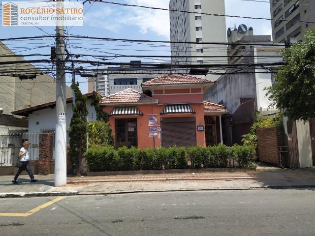 Sobrado aluguel Vila Mariana - Referência PR-2398