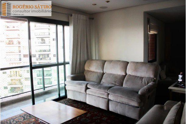 Apartamento venda Jardim Vila Mariana - Referência PR-2412
