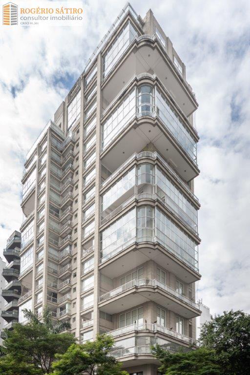 Apartamento venda Moema - Referência PR-2445