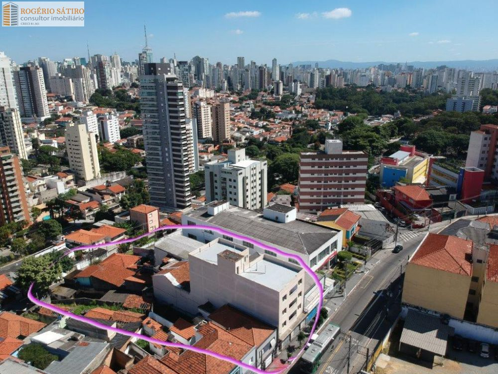 Prédio Inteiro venda Vila Mariana - Referência PR-2516