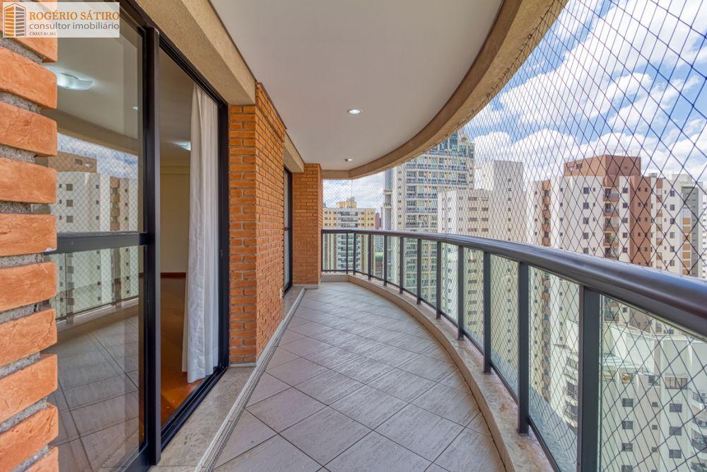 Apartamento venda Moema - Referência PR-2525