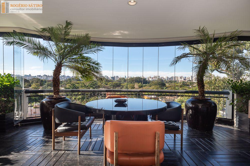Apartamento venda Moema - Referência PR-2587