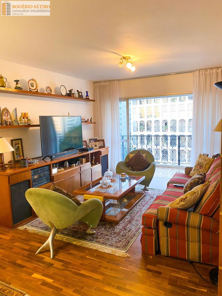 Apartamento venda Paraíso São Paulo - Referência PR-2602