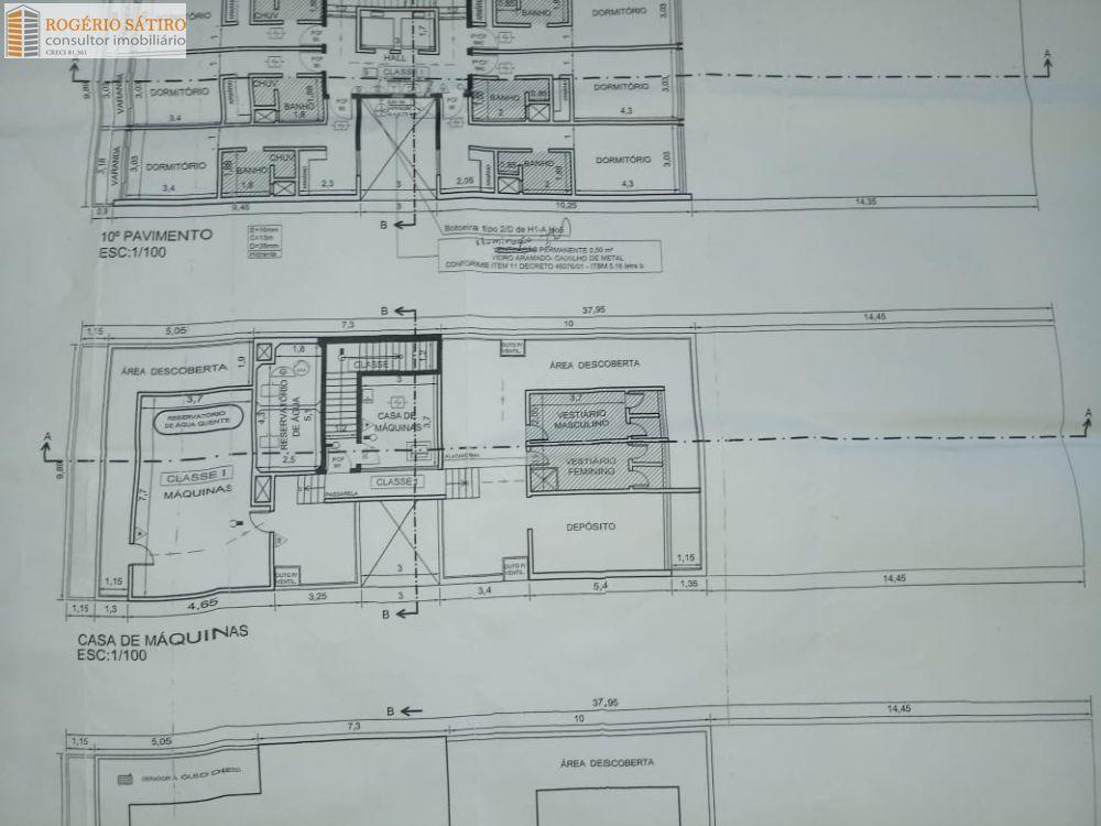 Prédio Inteiro venda Santa Efigênia - Referência PR-2624