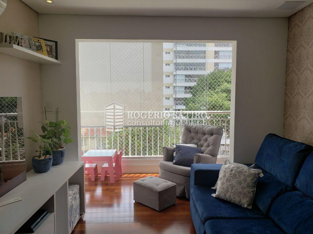 Apartamento venda Vila Gumercindo - Referência PR-2664