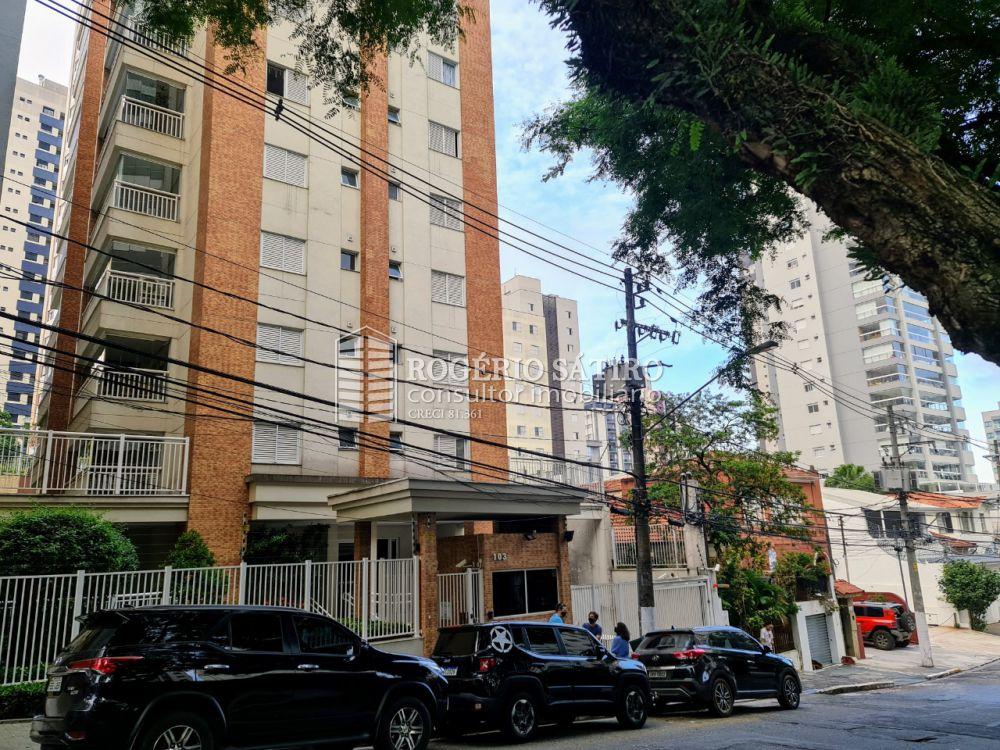 Apartamento venda Vila Mariana - Referência PR-2704