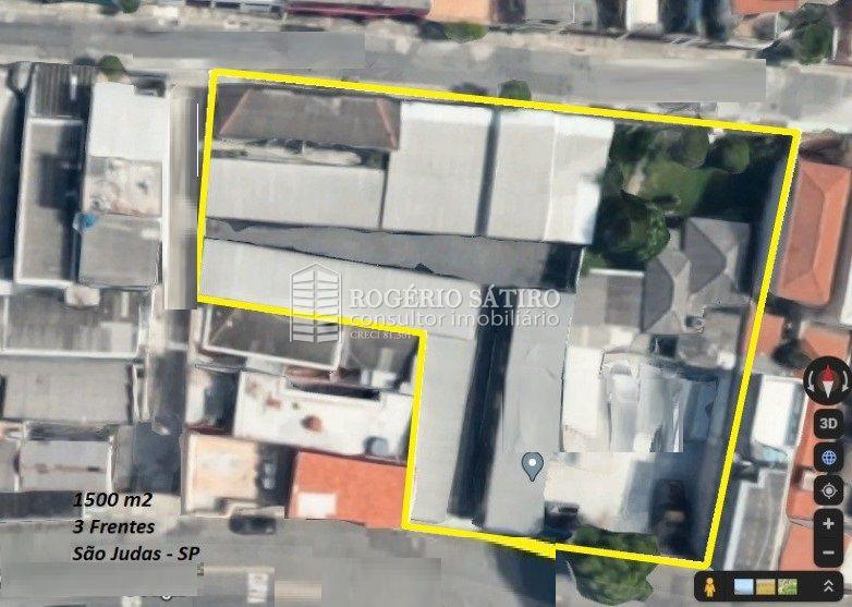 Terreno venda São Judas - Referência PR-2783