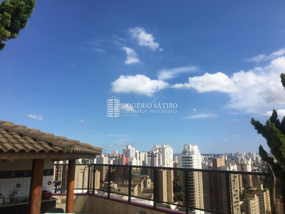 Cobertura venda Vila Mariana - Referência PR-2786
