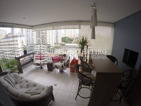 Apartamento venda Cambuci - Referência PR-2789